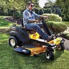 Riding Mowers and other riding equipment